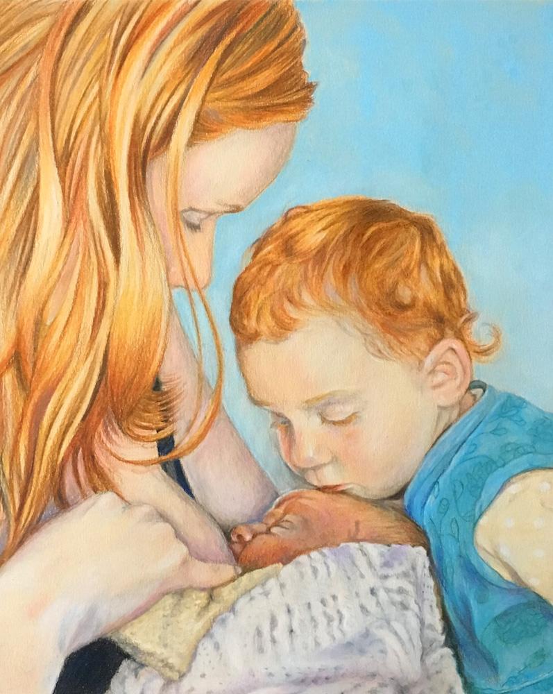 Mother & Children portraits Halifax Nova Scotia