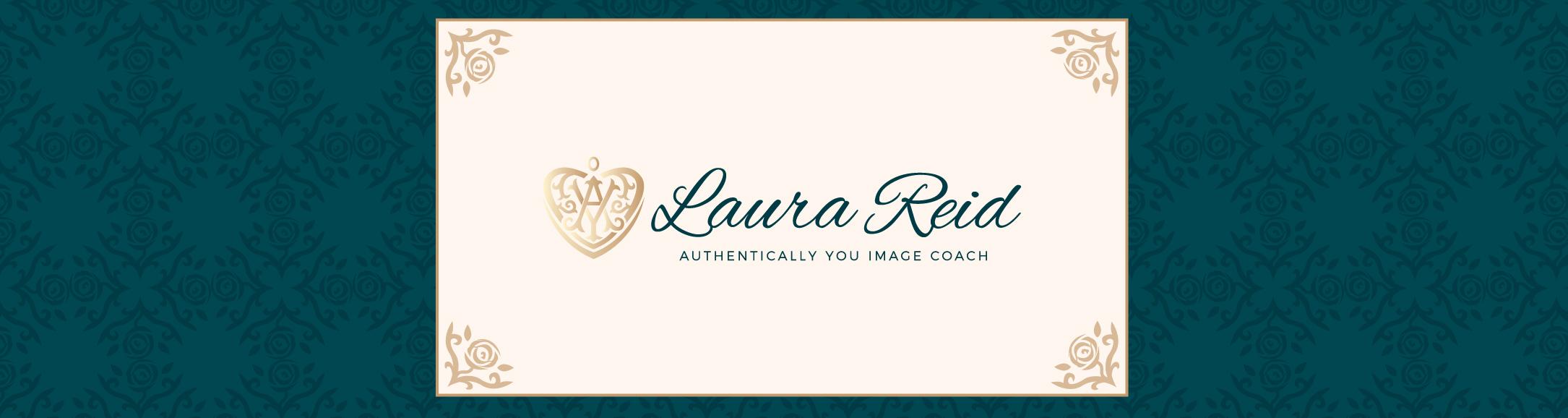 Laura Reid Branding by Glowbug Design