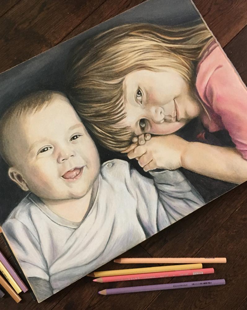 Toddler and baby portraits Nova Scotia Canada