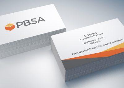 PBSA Branding