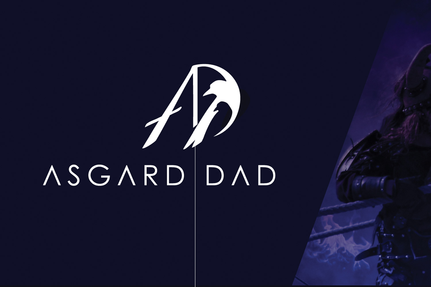 Asgard Dad Gamer Brand case study